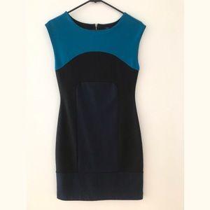 Banana Republic blue dress size 00P like new